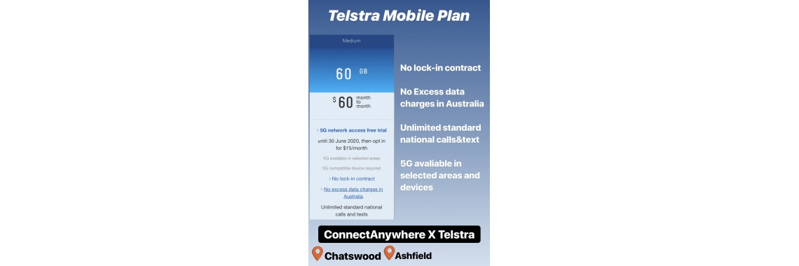 telstra data plan