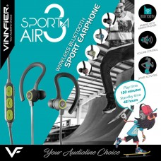ViNNFiER Wireless Bluetooth Sport Earphone